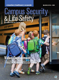 Campus Security & Life Safety Magazine - March April 2020