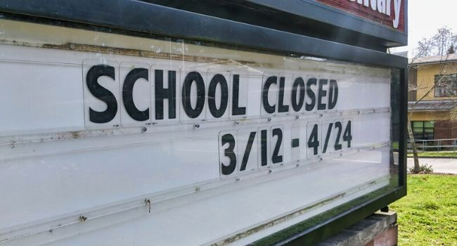 school closed washington