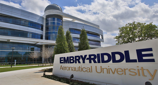 Embry-Riddle Aeronautical University to Open
