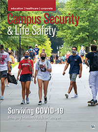 Campus Security & Life Safety Magazine - September October 2020