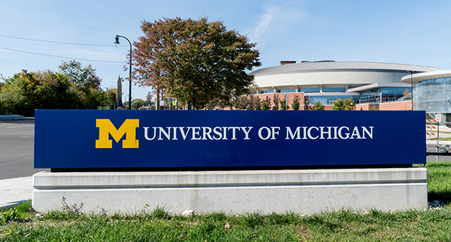 University of Michigan Students given Immediate Stay-at-home Order