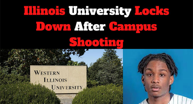 WIU Student Surrenders after Shooting on Campus