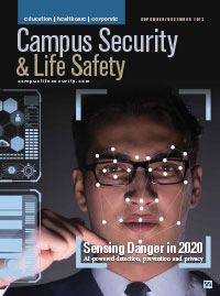 Campus Security & Life Safety Magazine Digital Edition - November December 2019
