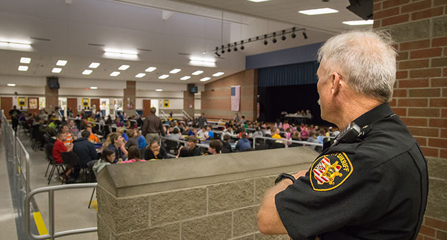 Three Lessons about School Security